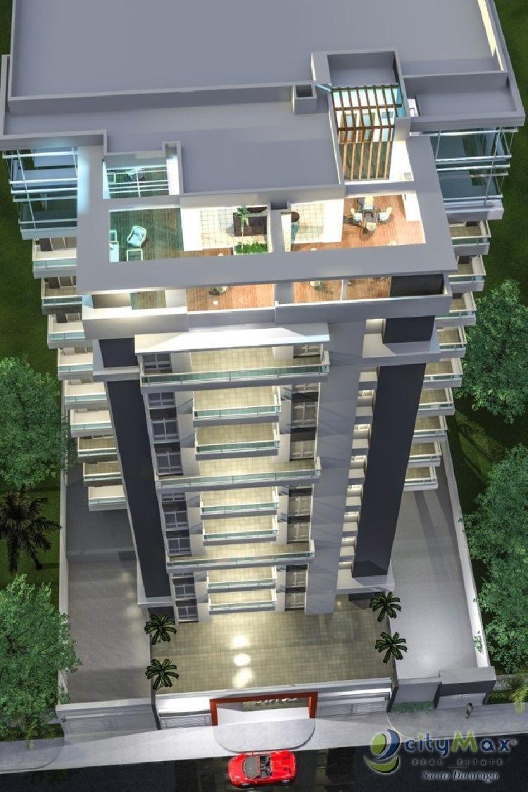 Amplios Apartamentos en exclusiva Torre en Alma Rosa I