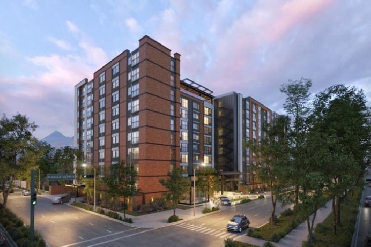 Apartamento en Venta en zona 9 Cerca de la Ave. Reforma