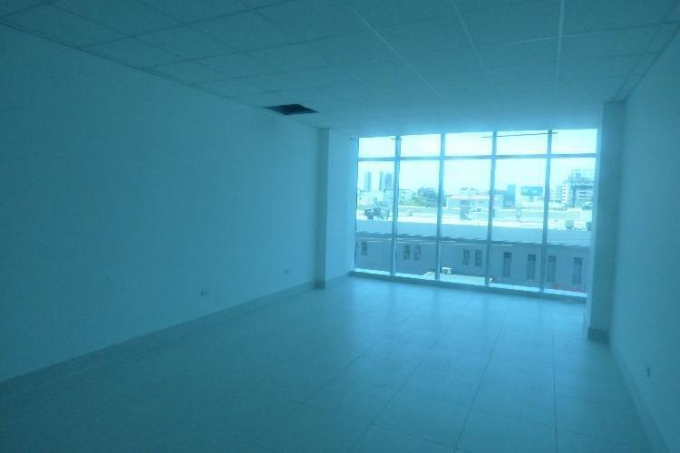 Alquiler Local Oficina con Vista en Plaza en El Millón