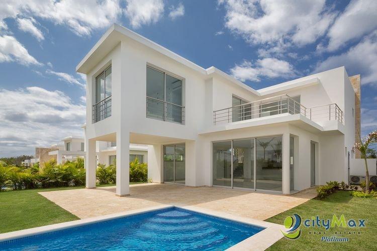 cityMax Vende Villa en Playa Nueva Romana