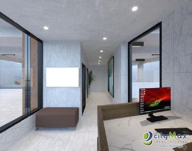Moderna Oficina en Venta en Evaristo Morales