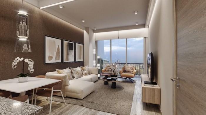 Apartamentos en Venta, de 70 Mts2 en Evaristo Morales