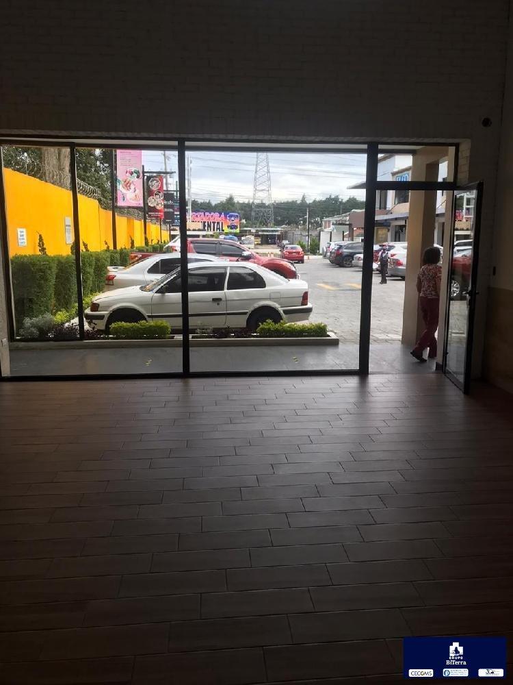 Local comercial Carretera a El Salvador