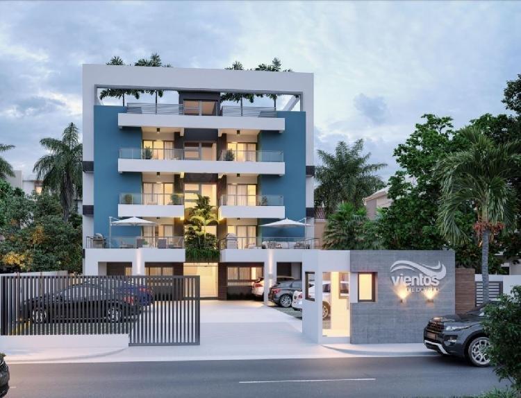 Apartamento en venta ubicado en sector El Dorado