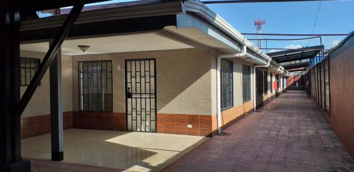 Vendo condominio de 5 casas en San Rafael Desamparados