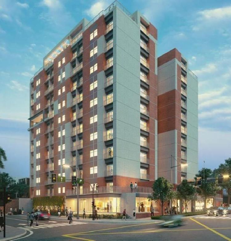 Apartamento en Venta Zona 7 Ciudad Guatemala