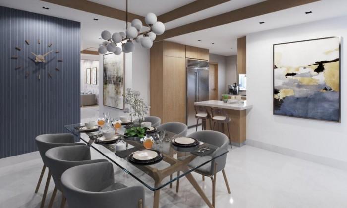 Vendo Apartamento  en Exclusivo Sector  Mirador Norte