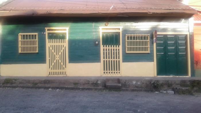 Casa en venta en la Zona 2 de Mazatenango