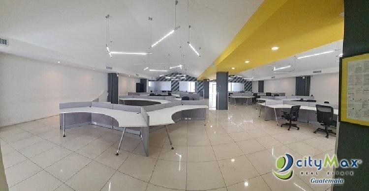 Alquilo oficina en zona 4 Guatemala