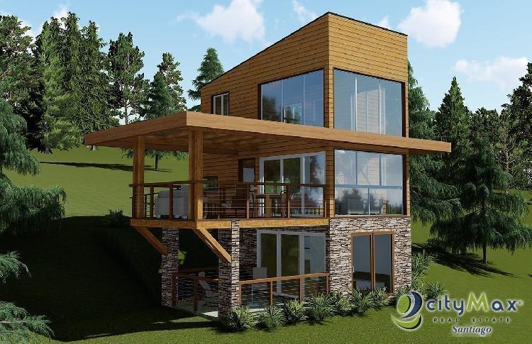 Hermosa Villa en venta en Buena Vista, Jarabacoa