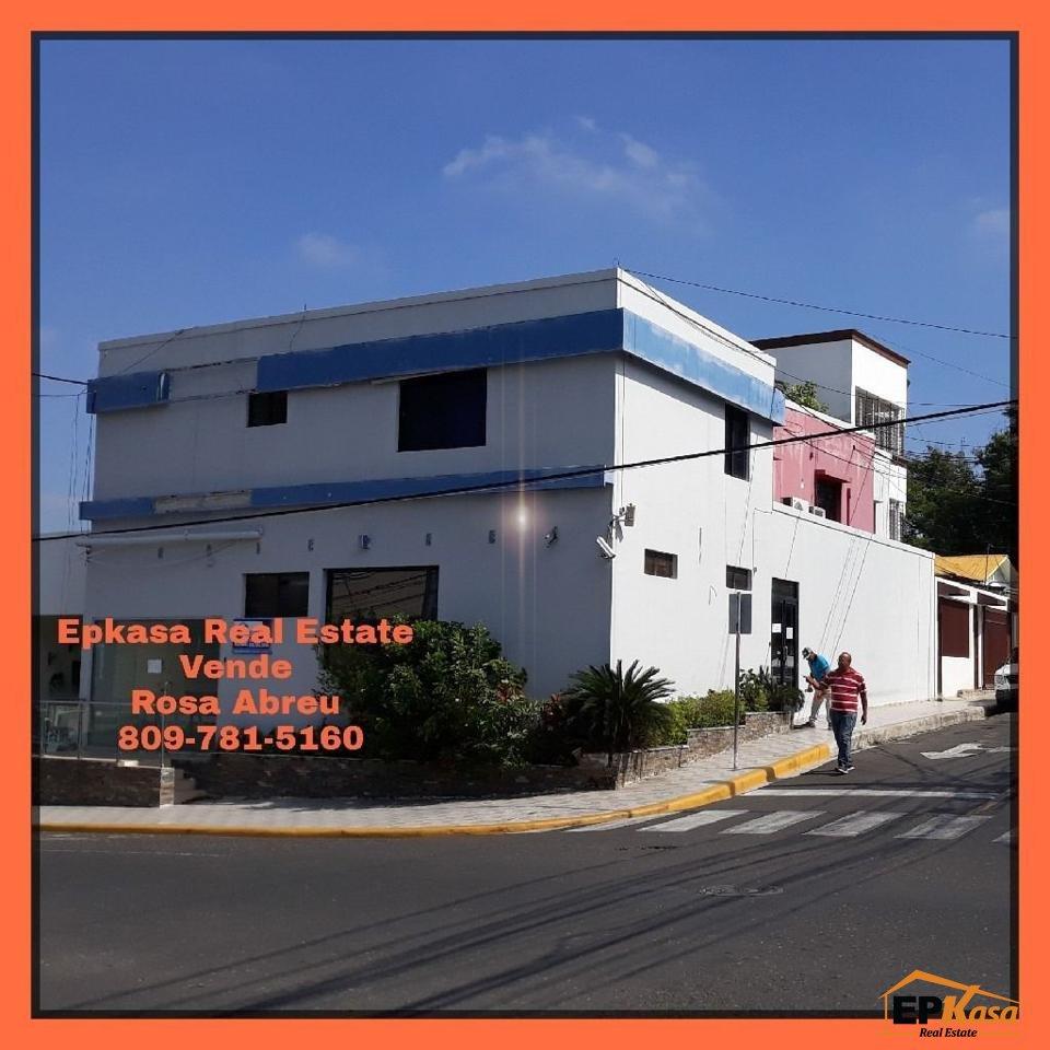 Edificio en Venta en Santiago De Los Caballeros