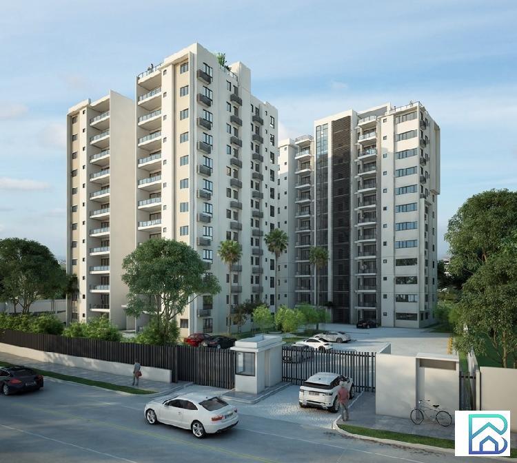 Modernos Apartamentos Venta Santiago