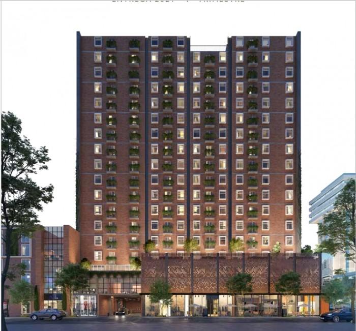 VENTA Apartamento en zona 4 en construcción