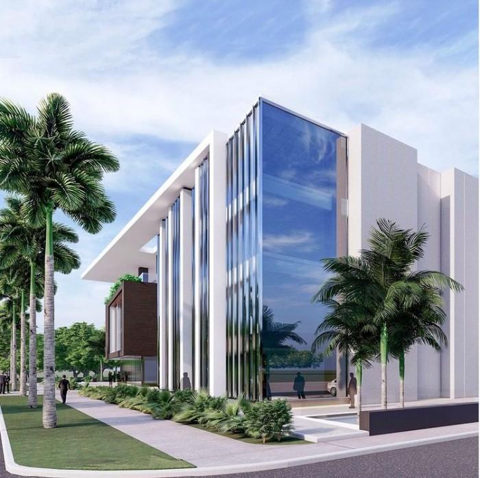 Oficina comercial en venta en Punta Cana primer nivel