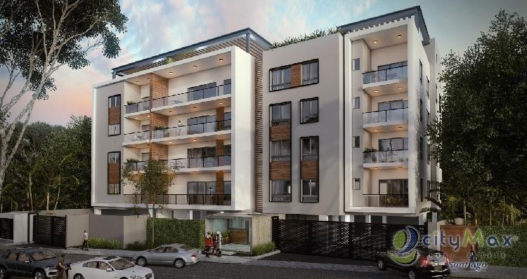 SE VENDE Apartamento EN Quinta Rincón Largo Santiago