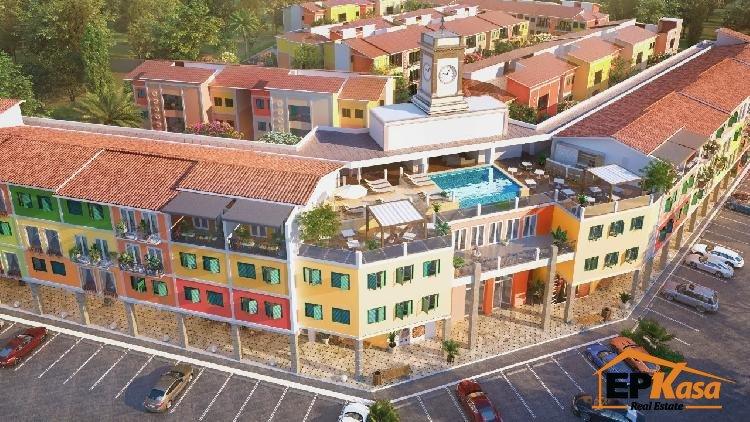 Apartamentos para Inversión en el corazón de Bávaro