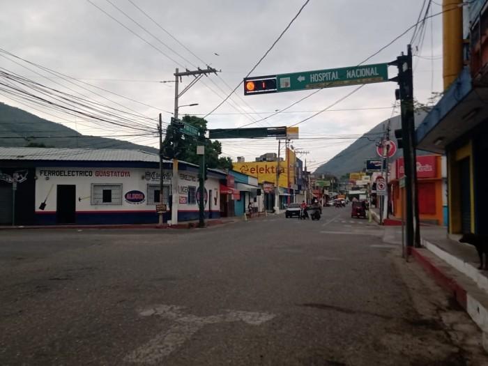 Terreno uso Comercial Renta en Guastatoya El Progreso