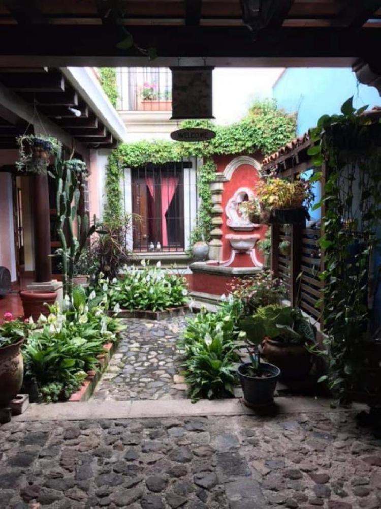 CityMax Antigua Renta Casa C/S Muebles en Jocotenango