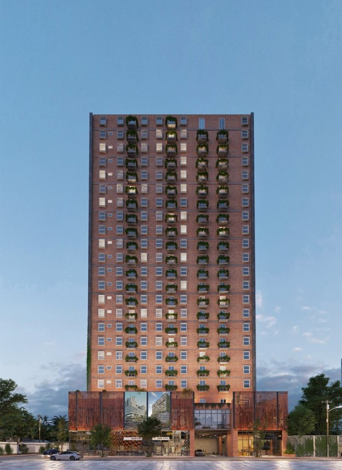 Apartamento en venta zona 10 con 2 Dormitorios