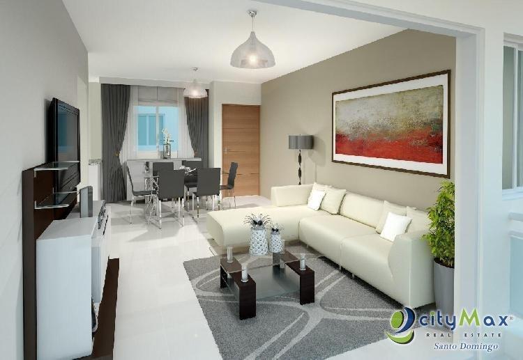 Apartamento en venta en la Avenida Charles de Gaulle