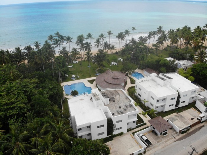 Vendo Apartamento Amueblado playa coson en Las Terrenas