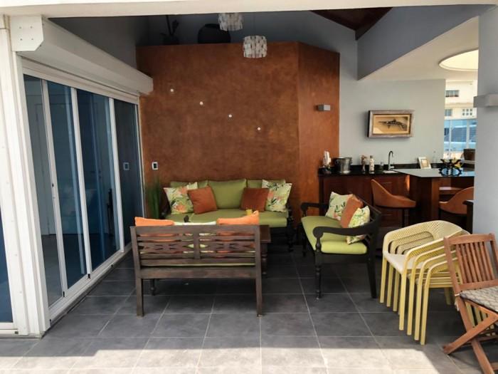 Alquiler de penthouse en Serralles de 4 habitaciones