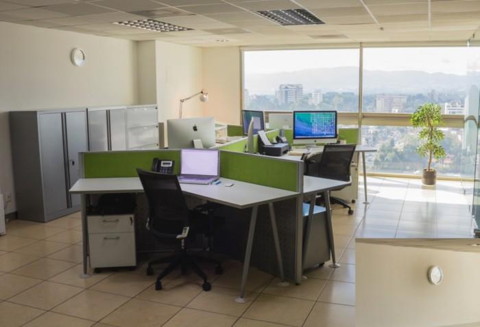 Renta Oficina amueblada y equipada en Edificio Torino I