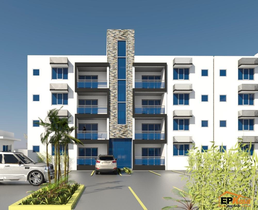 Modernos Apartamentos en Proyecto en Santiago R.D