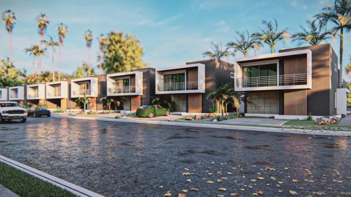 Villa lujosa de 3 habitaciones en venta en Punta Cana