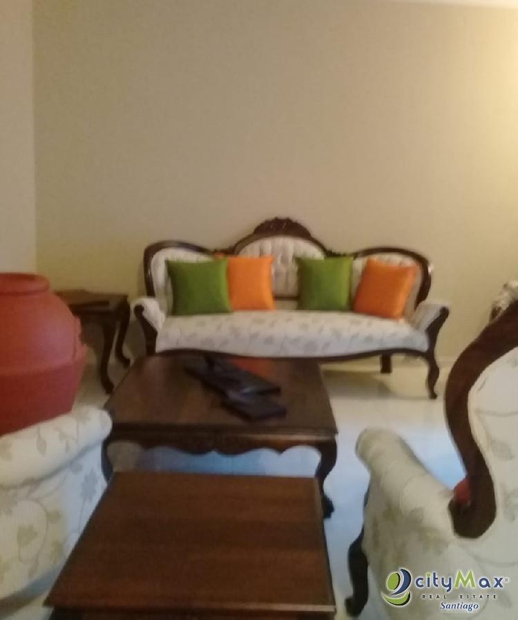 SE Vende  Apartamento en Cerro Hermoso, Santiago
