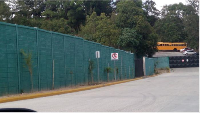 Terreno/Predio plano en renta en zona 17 Guatemala