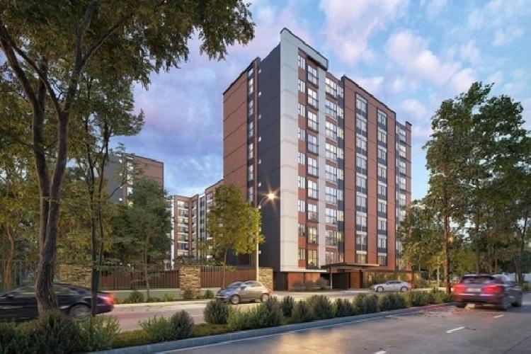 Apartamento con Jardín en Venta en la Zona 9