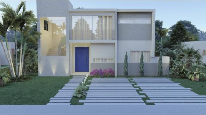 Excelente Proyecto Residencial Villas en Vista Cana /22