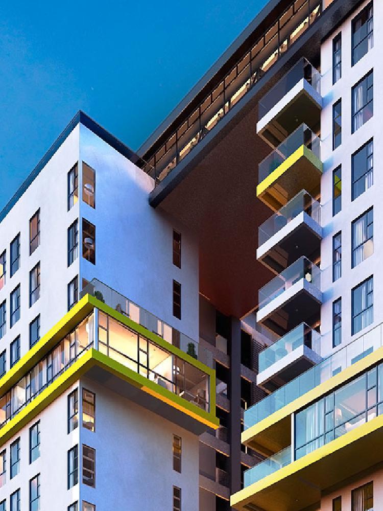 Apartamento Nuevo en alquiler zona 10