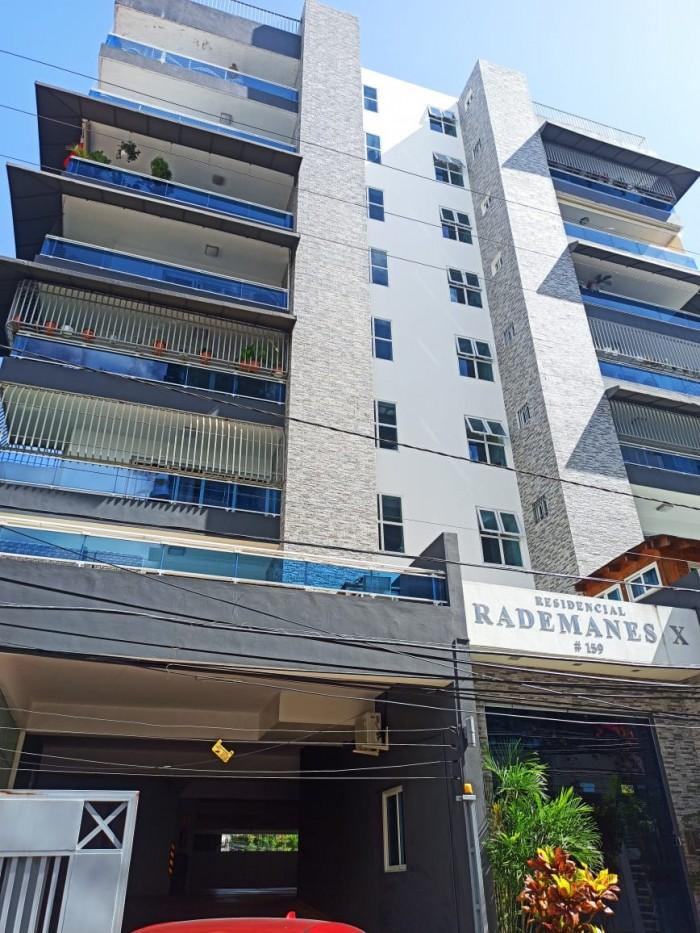Alquilo apartamento 3 habitaciones en Evaristo Morales