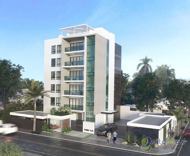 SE vende Torre de Apartamentos en Villa Olga