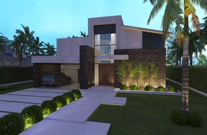 Vendo Preciosa Villa en Punta Cana Village