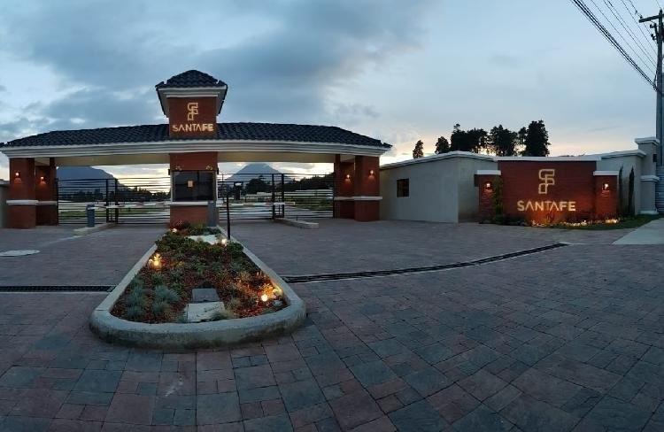 Venta de Terreno Condominio exclusivo en Quetzaltenango