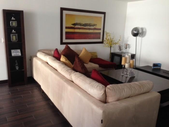 Apartamento amueblado en renta en zona 14 Guatemala
