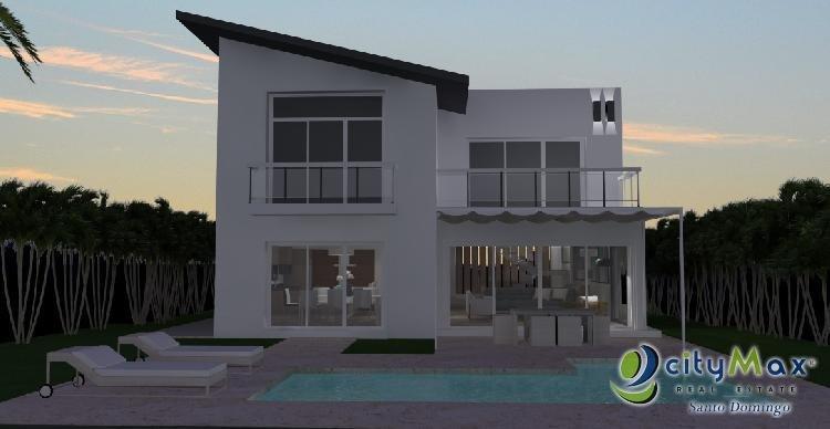 Moderna Villa en Venta en Punta Cana