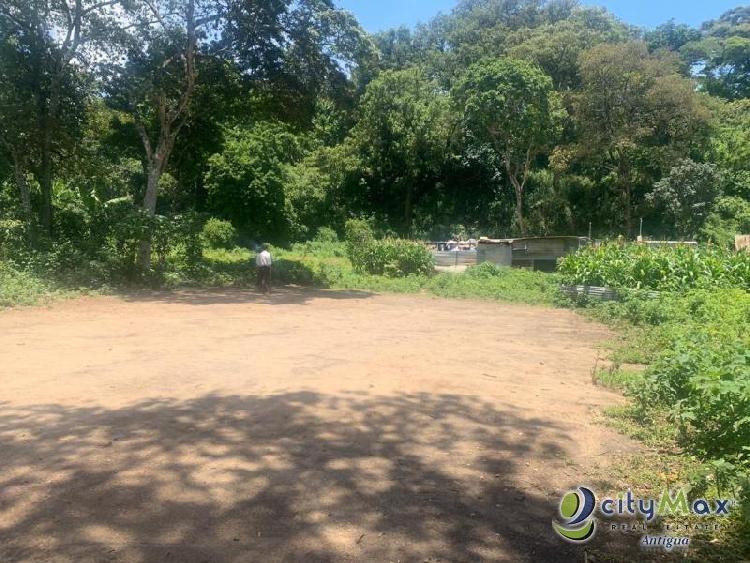 Terreno completamente plano en venta, Boca del Monte