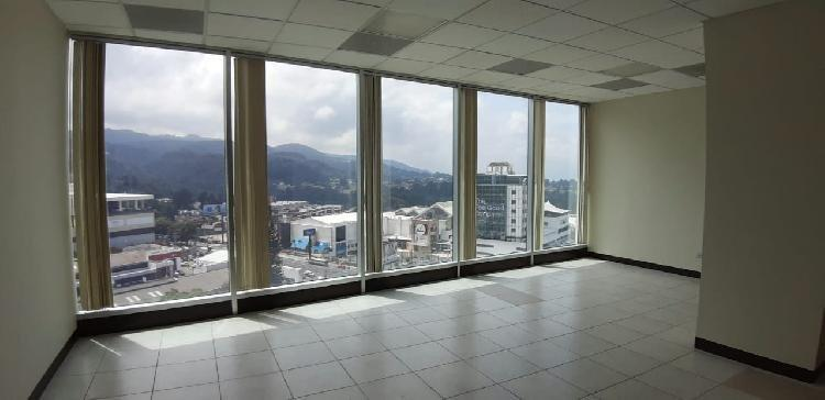 Oficina Renta o Venta Zona Pradera zona 10 Guatemala