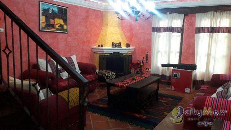Casa en Renta en Condominio cercano a Antigua Guatemala