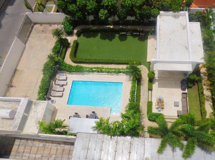 Apartamento 1 por Piso en Venta o Alquiler en Piantini