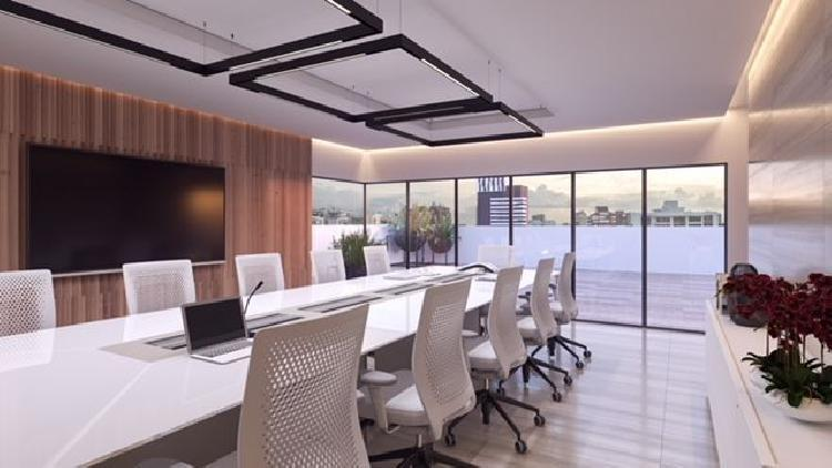 Venta Oficina en Torre con Áreas Sociales, Bella Vista