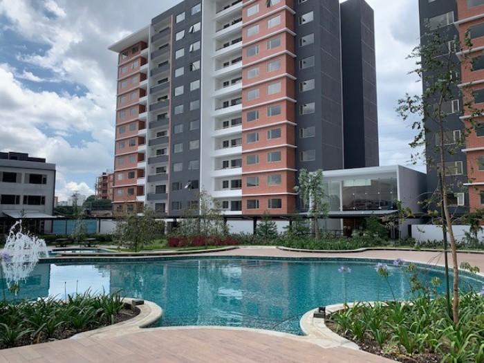 Apartamento en venta en zona 14 La Villa
