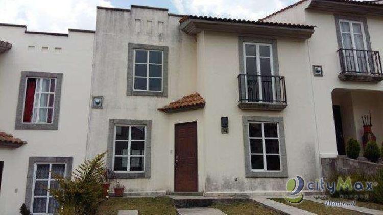 Vendo Casa en condominio hacia Villa Canales km. 24.5