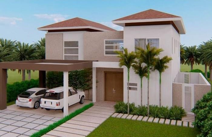 Vendo villa exclusiva y moderna en Punta Cana Village