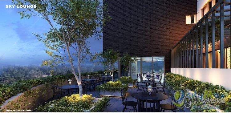 Vendo apartamento nuevo de dos habitaciones en Muxbal