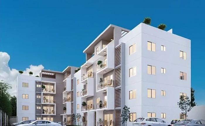 Apartamento en venta en Santo Domingo Este de 3 habita.